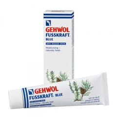Gehwol Fusskraft: Blå - Fuktighetsgivende / naturfrisk