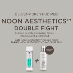 Noon Aesthetics Double Fight- Få med Cosmo Clear rens