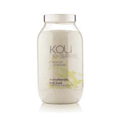 iKou De-Stress Organic Sea Salt Scrub 350G