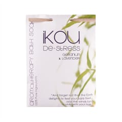 iKou 100% Natural Bath Soak De-Stress 125 g