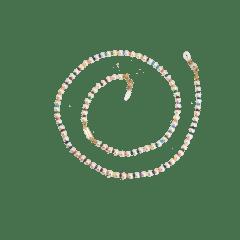 Emilia Pastel Pearl Chain