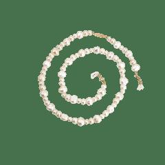 Emilia Freshwater Pearl Chain