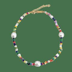 Emilia Jumbled Necklace 40-45 cm