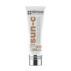Nimue Sun-C Tinted Spf 40